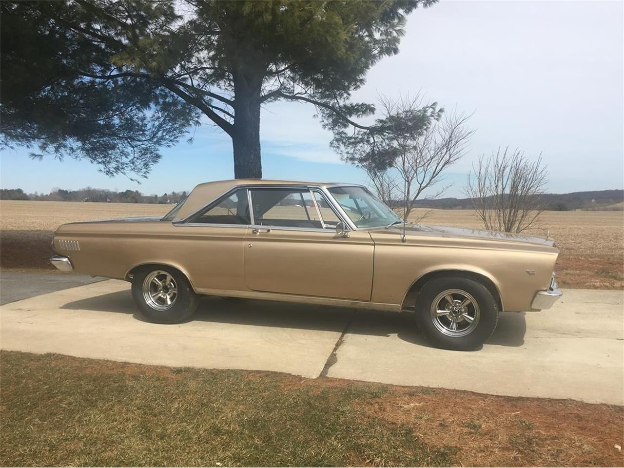 1965 Plymouth Satellite (CC-1387034) for sale in Westminster , Maryland