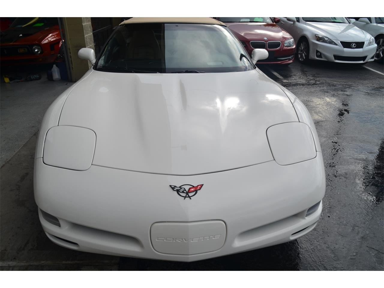2002 Chevrolet Corvette (CC-1387037) for sale in Huntington Station, New York