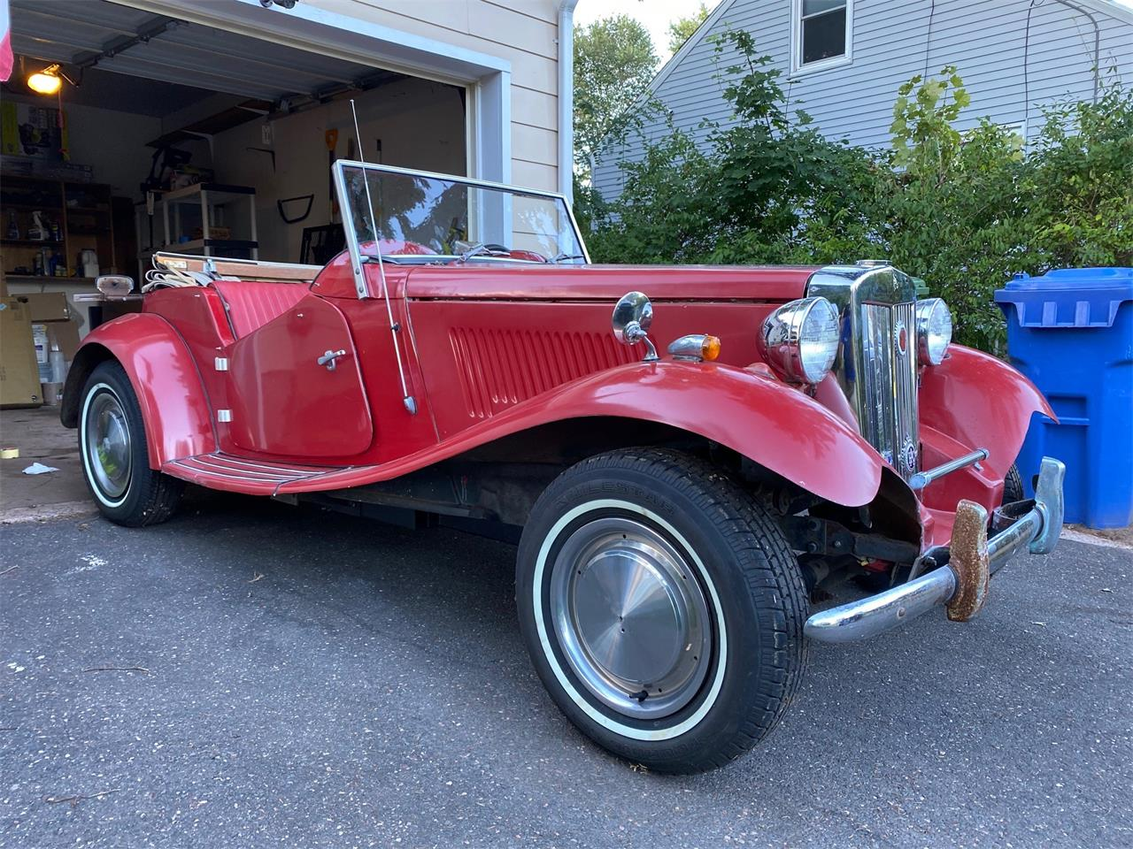 1952 MG TD (CC-1387044) for sale in Portland, Connecticut