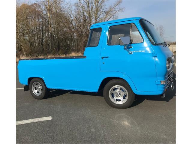 1961 Ford Econoline (CC-1387049) for sale in Lynden, Washington