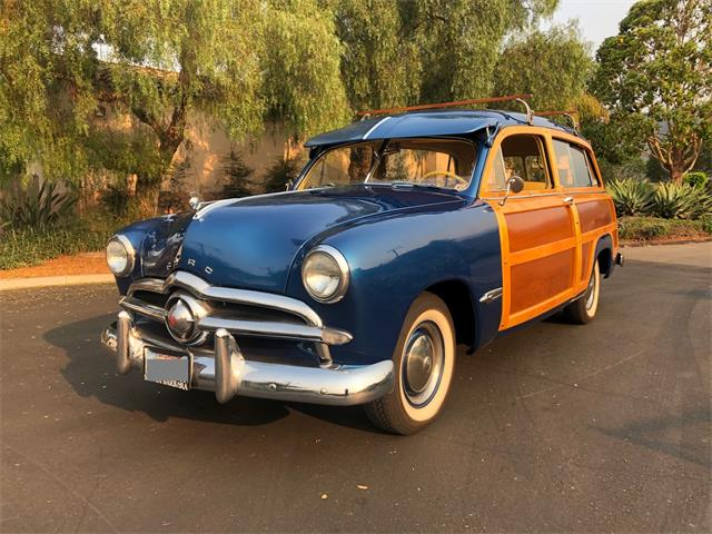 1949 Ford Woody Wagon (CC-1387050) for sale in orange, California
