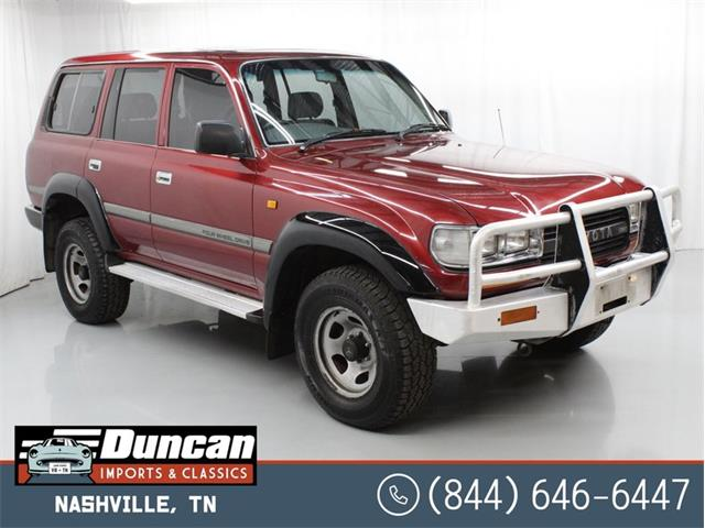 1994 Toyota Land Cruiser FJ (CC-1387058) for sale in Christiansburg, Virginia