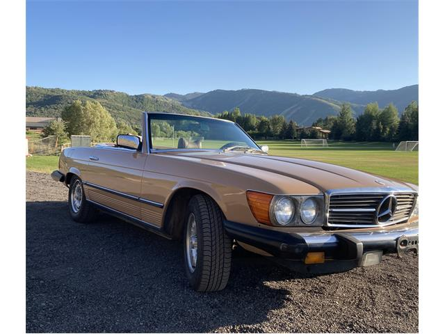 1978 Mercedes-Benz 450SL (CC-1380706) for sale in Park City, Utah