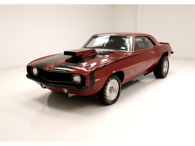1969 Chevrolet Camaro (CC-1387065) for sale in Morgantown, Pennsylvania