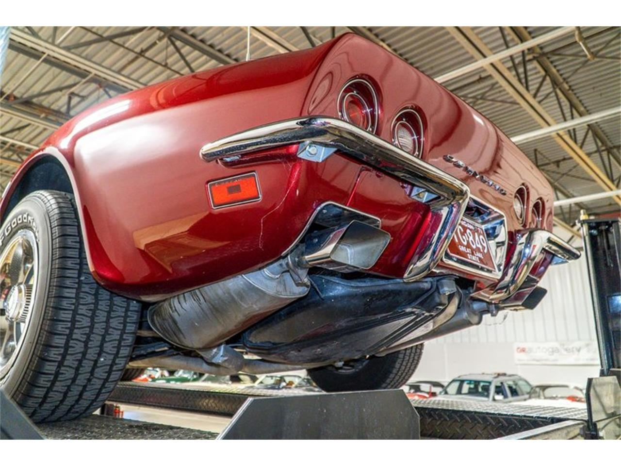 1971 Chevrolet Corvette (CC-1387066) for sale in Kentwood, Michigan