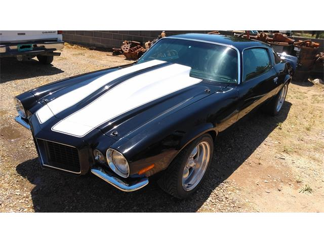 1971 Chevrolet Camaro (CC-1380707) for sale in Deming, New Mexico