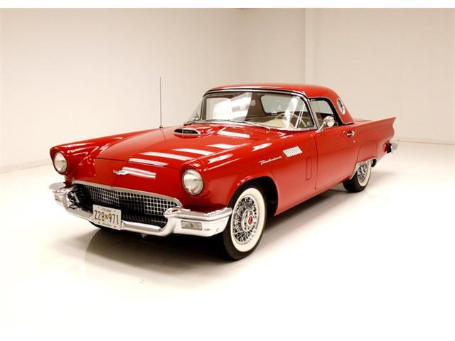 1957 Ford Thunderbird (CC-1387072) for sale in Morgantown, Pennsylvania