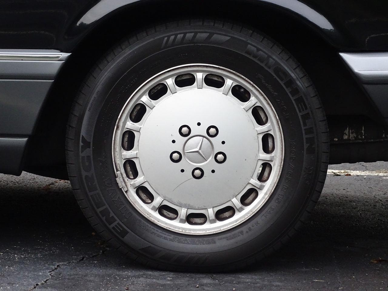 1991 Mercedes-Benz 560SEC (CC-1387075) for sale in O'Fallon, Illinois