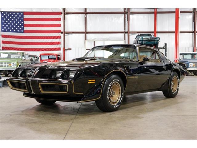 1981 Pontiac Firebird
