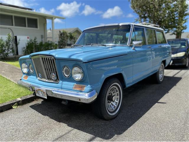 1964 Jeep Wagoneer (CC-1380709) for sale in Honolulu , Hawaii