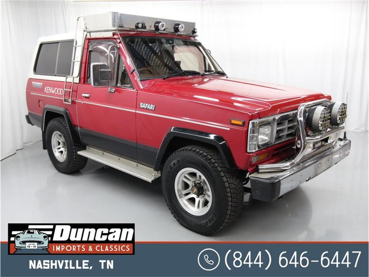1986 Nissan Safari (CC-1387108) for sale in Christiansburg, Virginia
