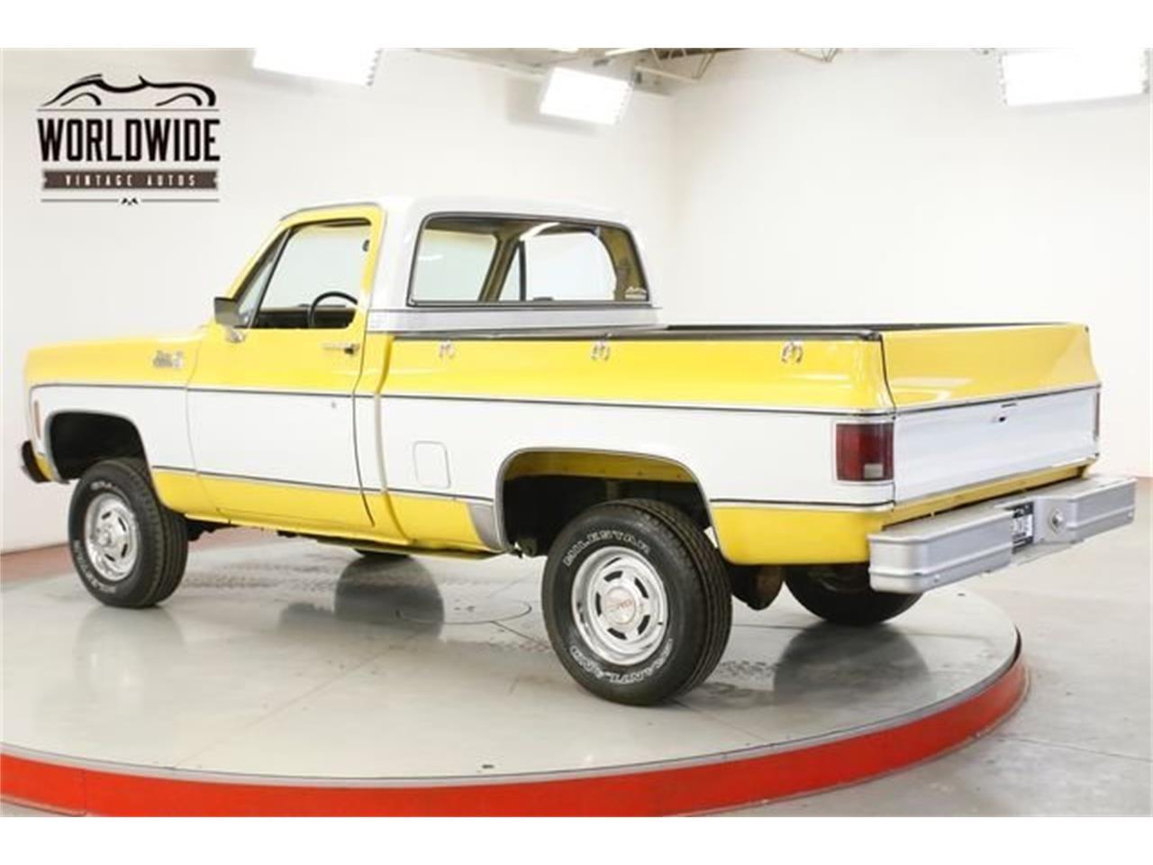 1979 GMC K1500 (CC-1387111) for sale in Denver , Colorado