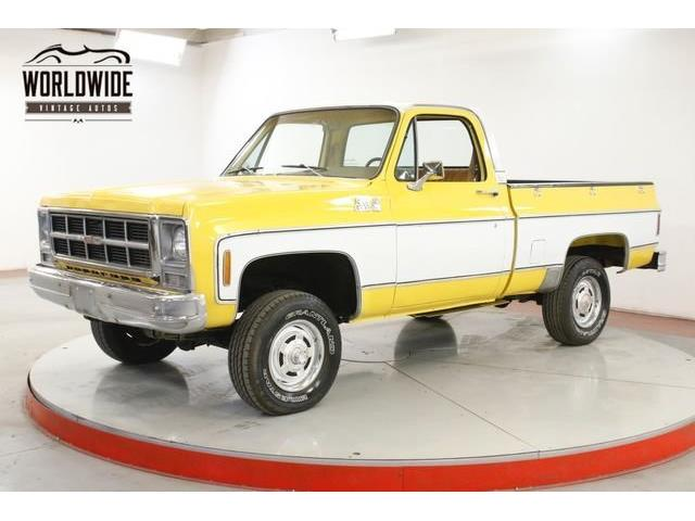 1979 GMC K1500 (CC-1387111) for sale in Denver , Colorado