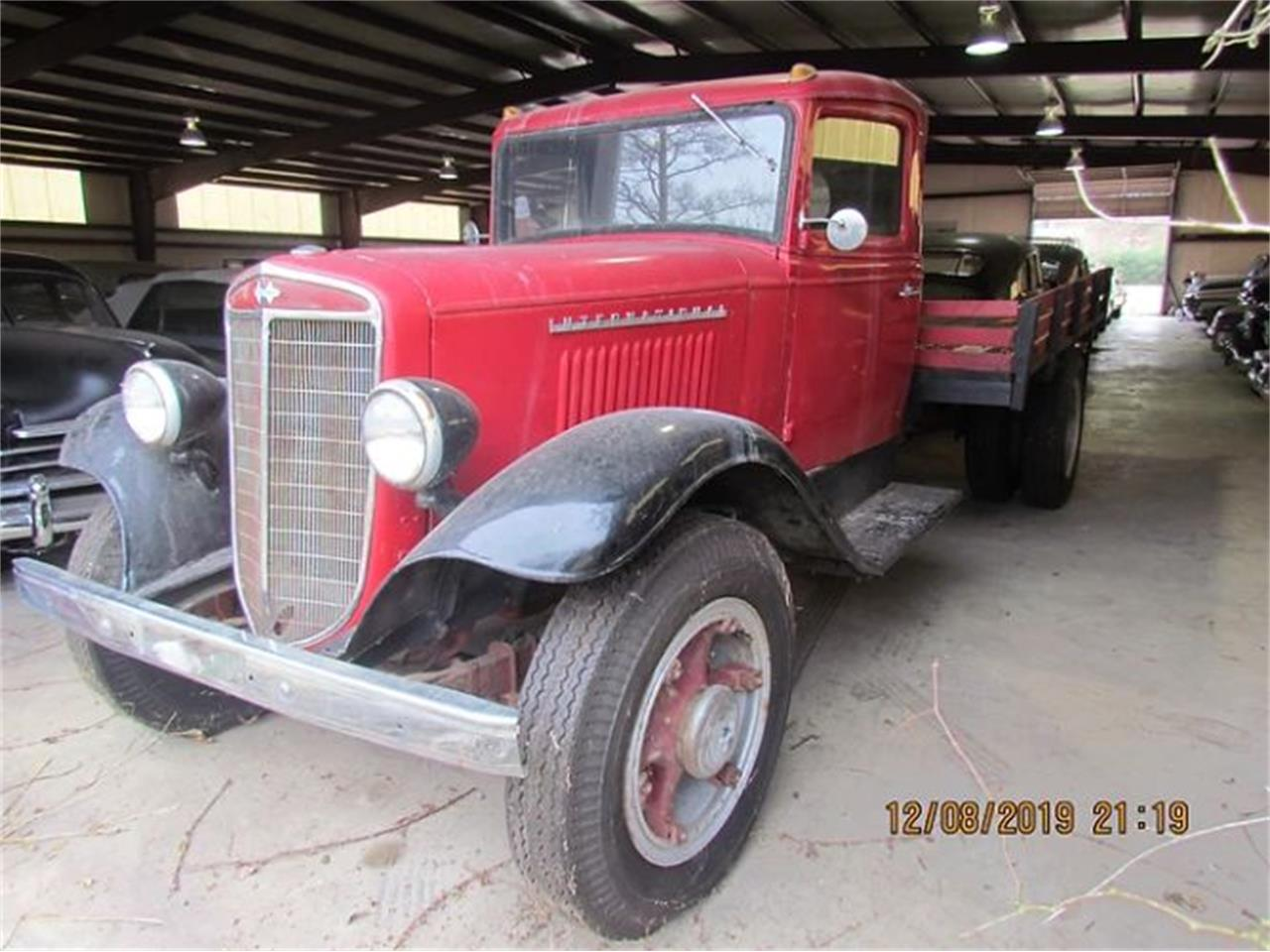 1936 International K5 (CC-1387124) for sale in Cadillac, Michigan