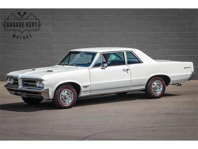 1964 Pontiac GTO (CC-1387132) for sale in Grand Rapids, Michigan