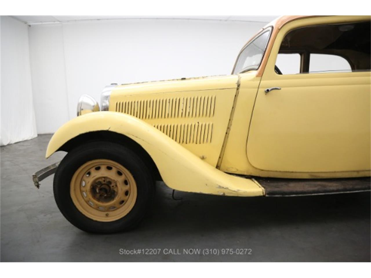 1936 Mercedes-Benz 170D (CC-1387143) for sale in Beverly Hills, California