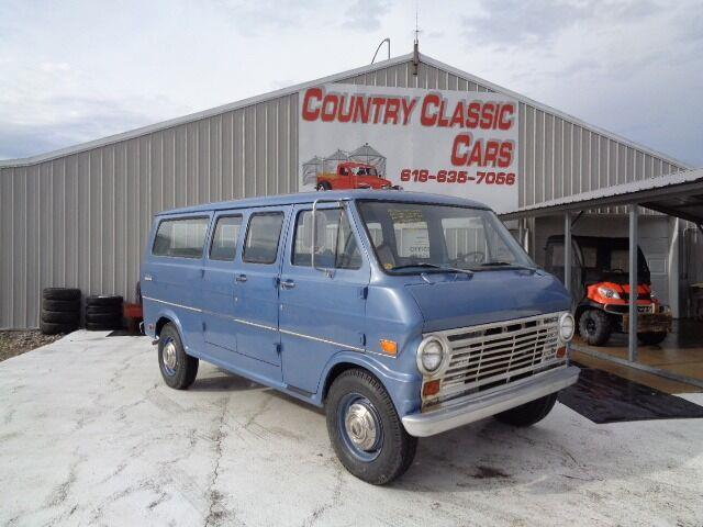 1969 Ford E200 (CC-1387151) for sale in Staunton, Illinois