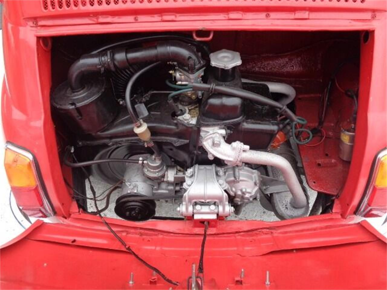 1974 Fiat 500R (CC-1387152) for sale in Staunton, Illinois