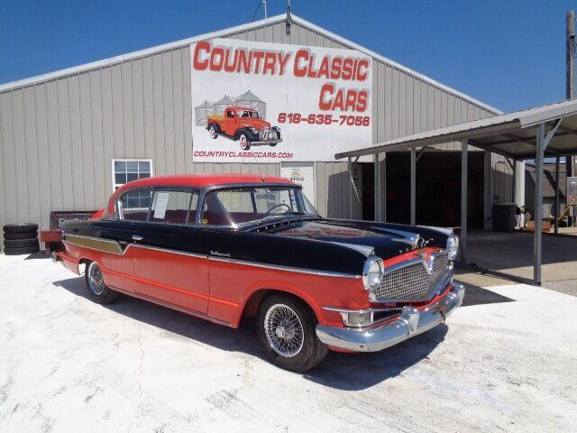 1956 Hudson Custom (CC-1387153) for sale in Staunton, Illinois