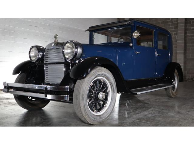 1927 Hudson Model O