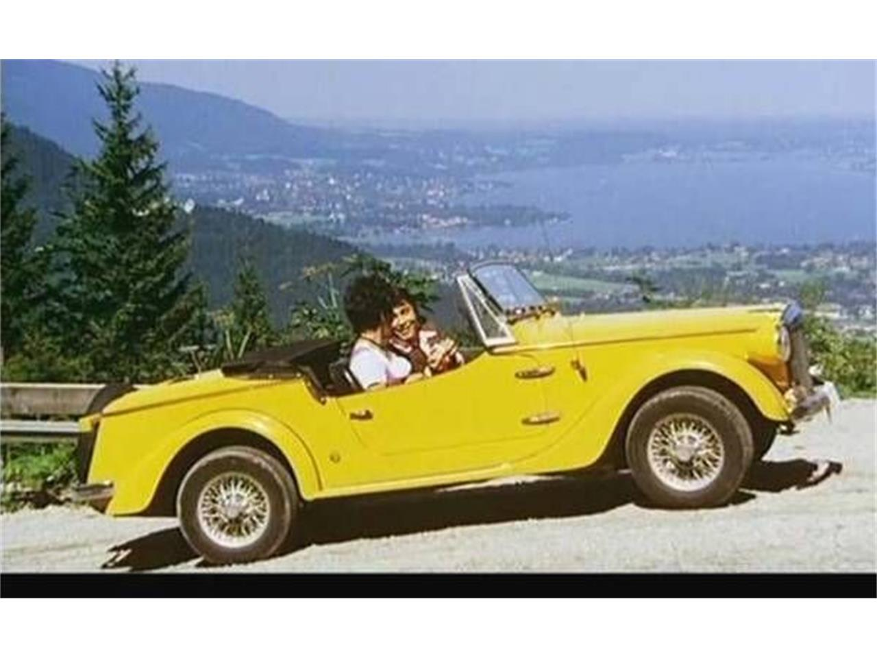 1969 Fiat Siata (CC-1387169) for sale in Cadillac, Michigan