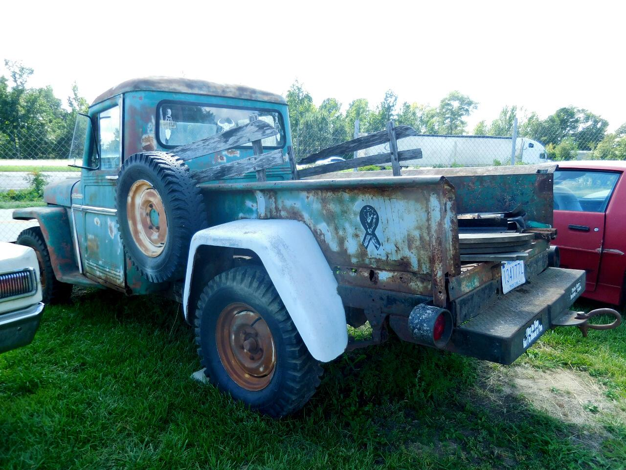 1962 Willys Jeep (CC-1387173) for sale in Gray Court, South Carolina