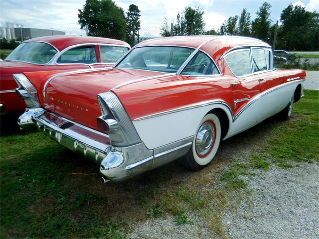 1957 Buick Roadmaster (CC-1387176) for sale in Gray Court, South Carolina