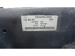 2010 International TranStar 8600 (CC-1387179) for sale in Clarence, Iowa