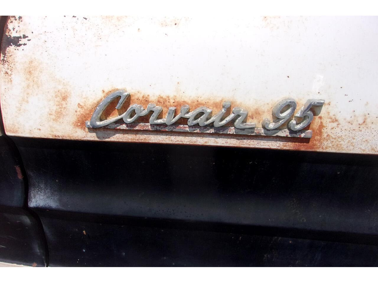 1961 Chevrolet Corvair (CC-1387180) for sale in Gray Court, South Carolina