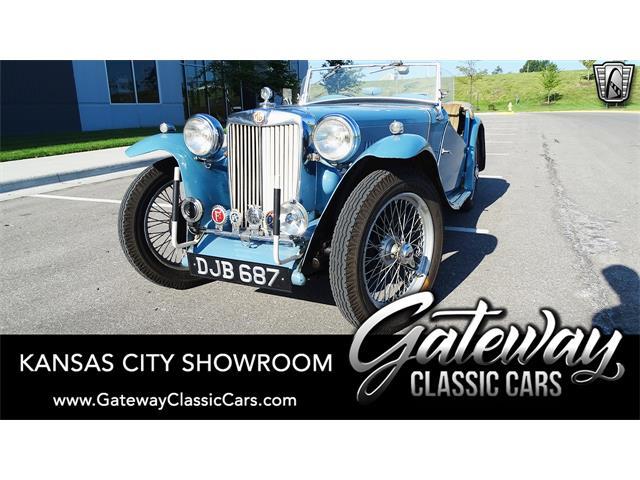 1946 MG TC (CC-1387187) for sale in O'Fallon, Illinois