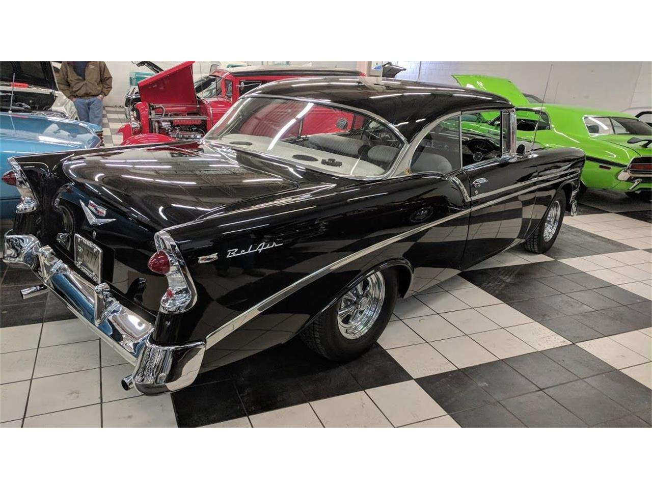 1956 Chevrolet Bel Air (CC-1387202) for sale in Annandale, Minnesota