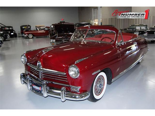 1949 Hudson Super 6 (CC-1387204) for sale in Rogers, Minnesota