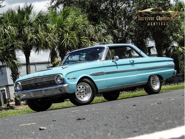 1963 Ford Falcon (CC-1387209) for sale in Palmetto, Florida