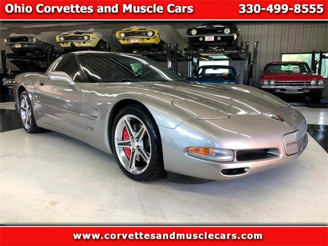 1998 Chevrolet Corvette (CC-1387214) for sale in North Canton, Ohio