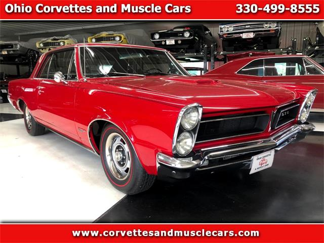 1965 Pontiac GTO (CC-1387215) for sale in North Canton, Ohio