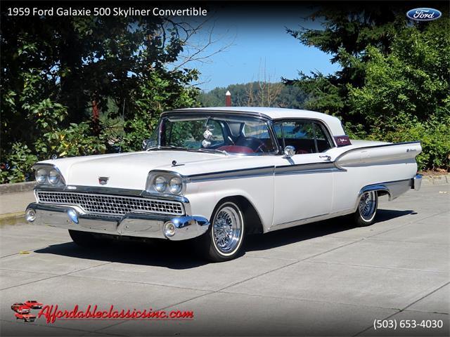 1959 Ford Galaxie Skyliner (CC-1387219) for sale in Gladstone, Oregon