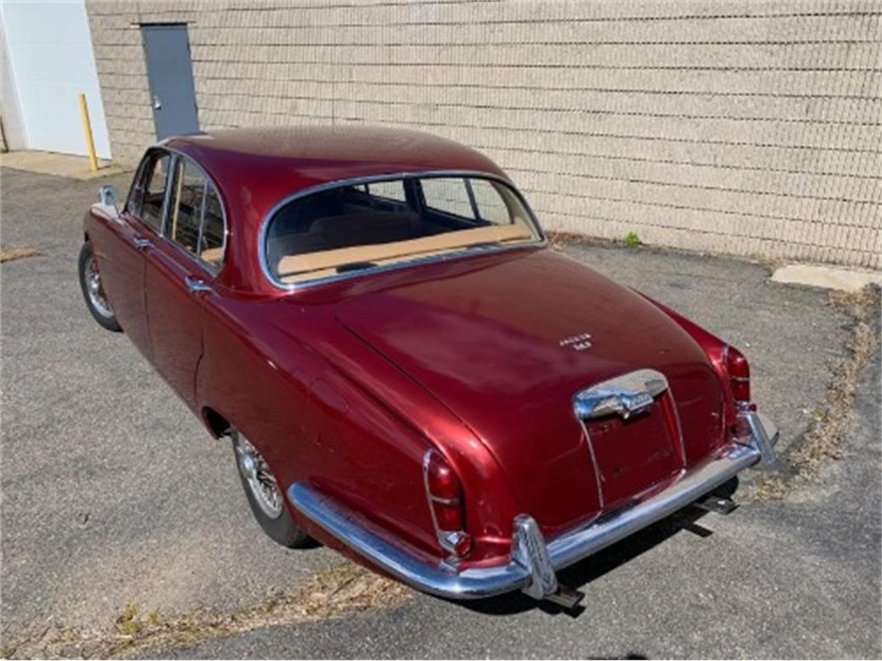 1967 Jaguar S-Type (CC-1387221) for sale in Astoria, New York