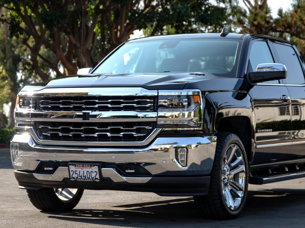 2016 Chevrolet Silverado (CC-1387235) for sale in Marina Del Rey, California