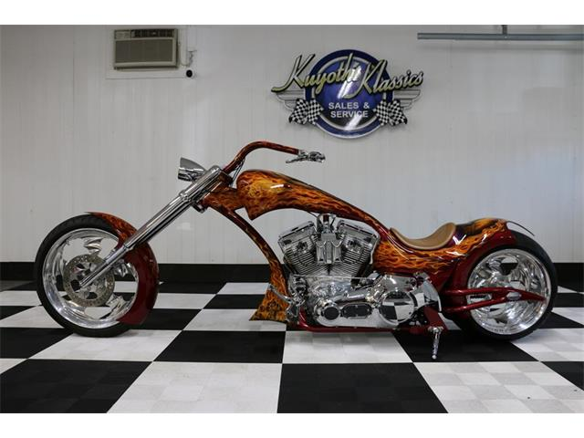 2008 Custom Motorcycle