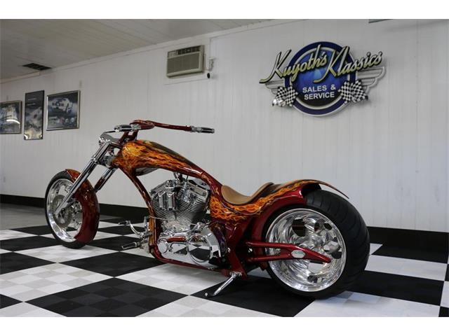 2008 Custom Motorcycle (CC-1387247) for sale in Stratford, Wisconsin