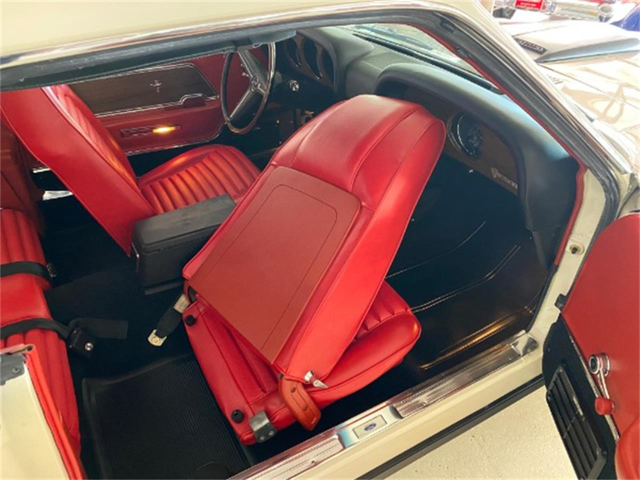 1970 Ford Mustang Mach 1 (CC-1387250) for sale in Columbus, Ohio