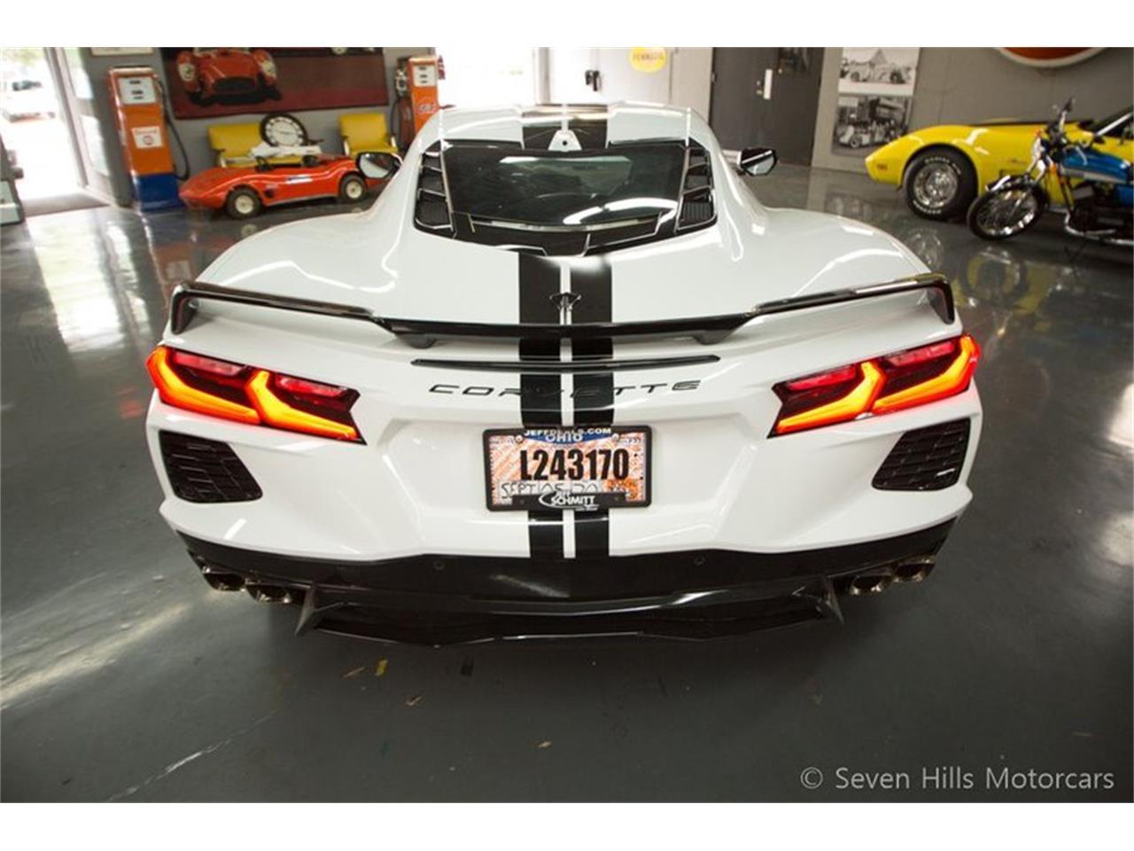 2020 Chevrolet Corvette (CC-1387262) for sale in Cincinnati, Ohio