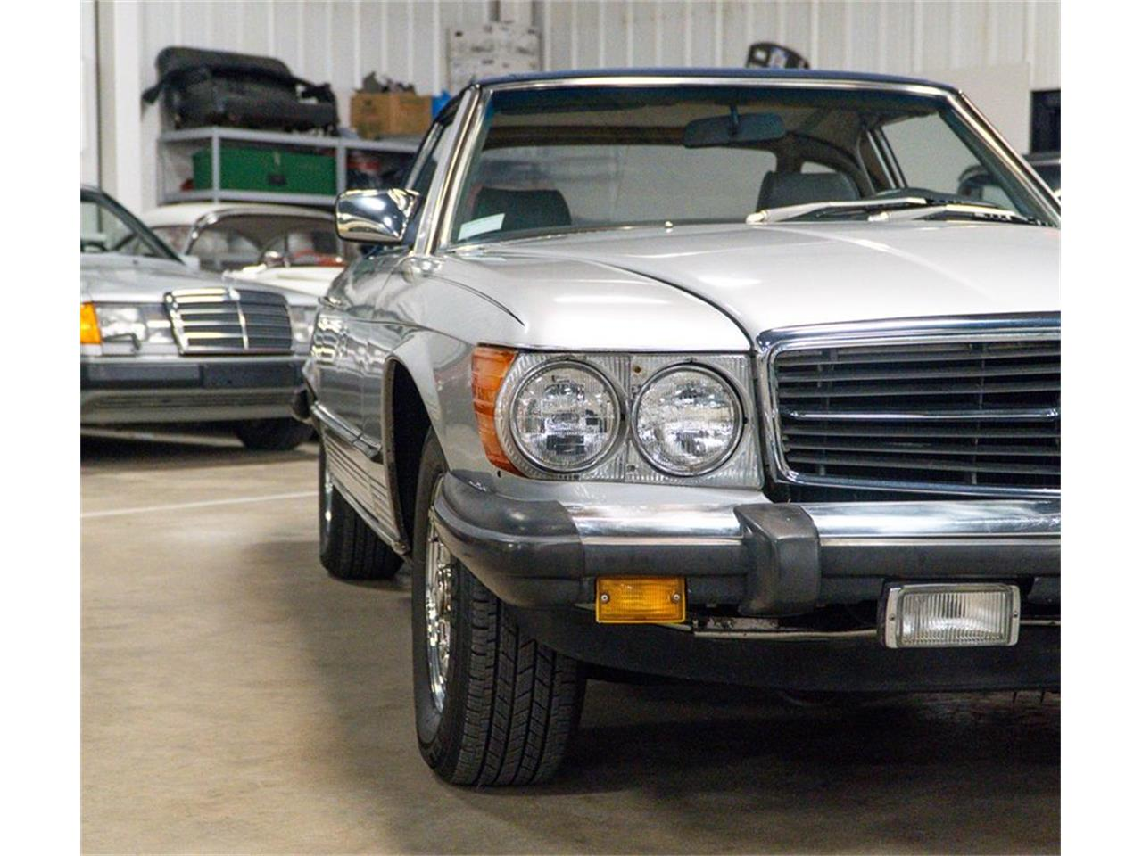 1983 Mercedes-Benz 380SL (CC-1380727) for sale in Kentwood, Michigan