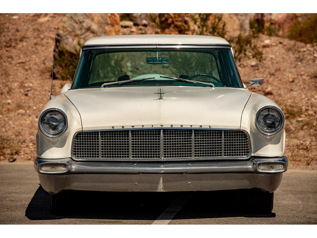 1956 Lincoln Continental Mark III (CC-1387270) for sale in Boulder City, Nevada
