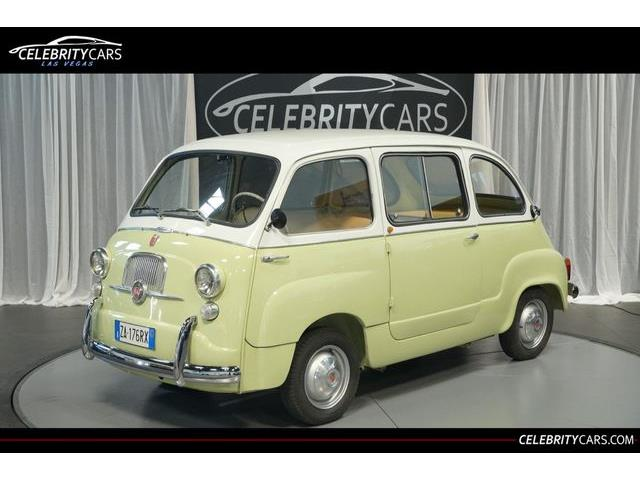 1963 Fiat 600D (CC-1387275) for sale in Las Vegas, Nevada