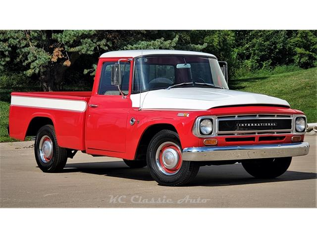 1963 International Pickup (CC-1387285) for sale in Lenexa, Kansas
