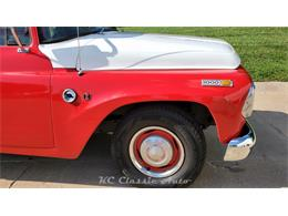 1963 International Pickup (CC-1387285) for sale in Lenexa, Kansas