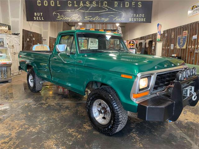 1979 Ford Pickup (CC-1380073) for sale in Redmond, Oregon