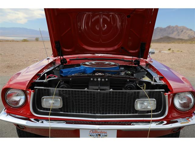 1968 Ford Mustang GT/CS (California Special) (CC-1387344) for sale in Boulder City, Nevada