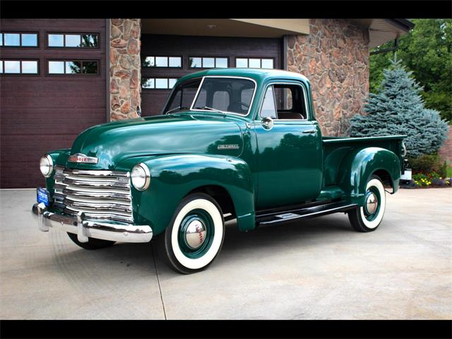 1952 Chevrolet 3100 (CC-1387347) for sale in Greeley, Colorado